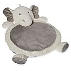 Mary Meyer Elephant Baby Mat in Grey/White