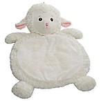 Mary Meyer Lamb Baby Mat in White