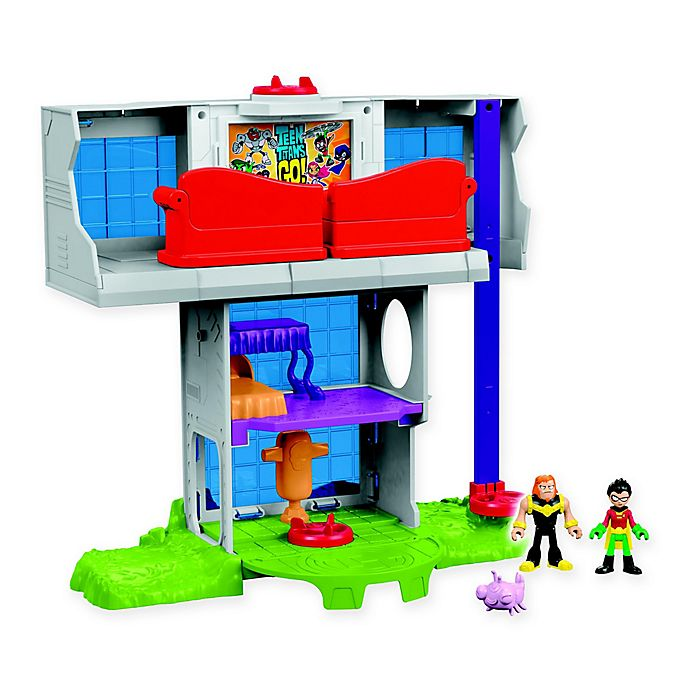 Go Bed And Bath: Imaginext® Teen Titans Go! Tower