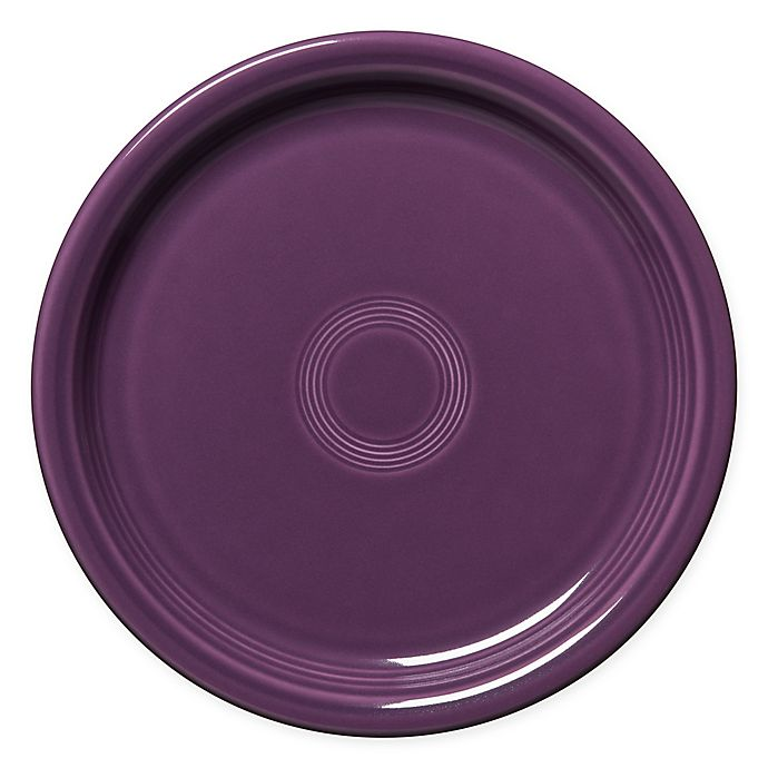 Alternate image 1 for Fiesta® Bistro Dinner Plate in Mulberry