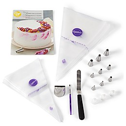 Wilton® How to Decorate Cakes and Desserts 40-Piece Kit