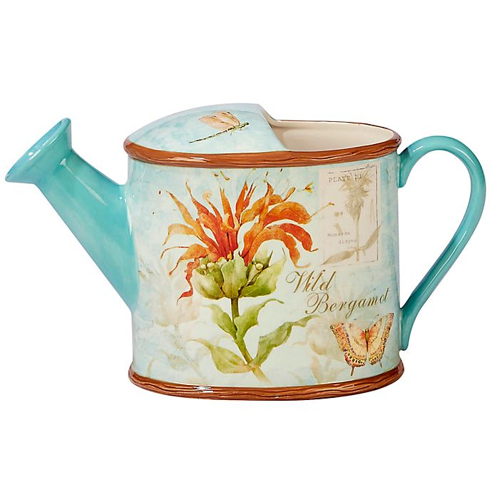 Alternate image 1 for Certified International Herb Blossoms Pitcher