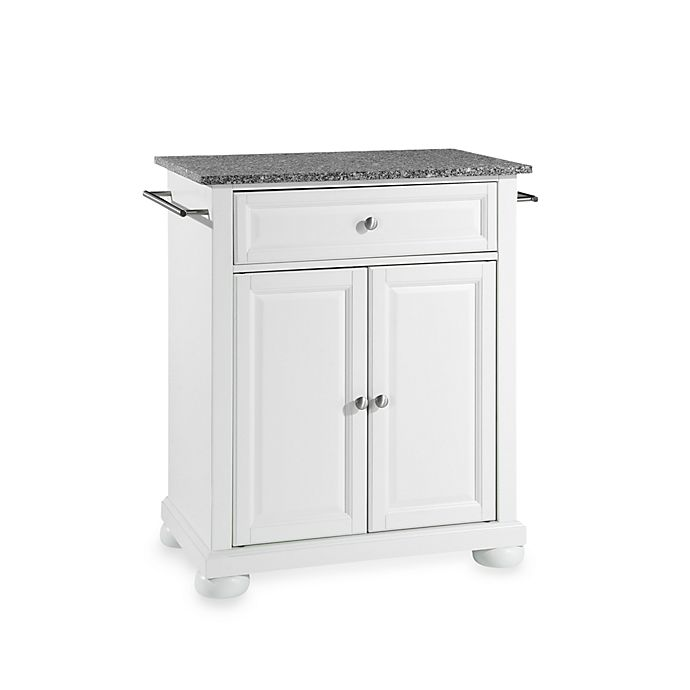 Buy Crosley Alexandria Granite Top Portable Kitchen Island