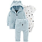carter's® 3M 3-Piece Jacket and Pants Set