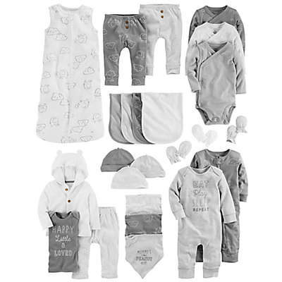 carter's® Elephant Clouds Baby Style Collection