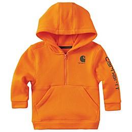 Carhartt® Fleece Hoodie in Orange