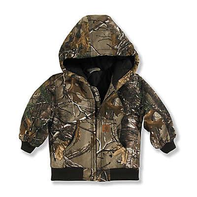 Carhartt® Realtree Xtra® Hooded Jacket in Camo