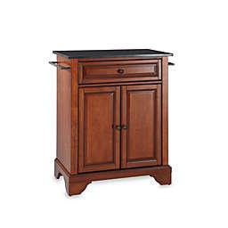 Crosley LaFayette Granite Top Kitchen Cart
