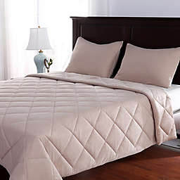 Berkshire Velvetloft® Reversible Jersey Comforter Set