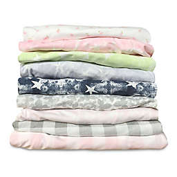 Burt's Bees Baby® 100% Organic Cotton Fitted Crib Sheet Collection