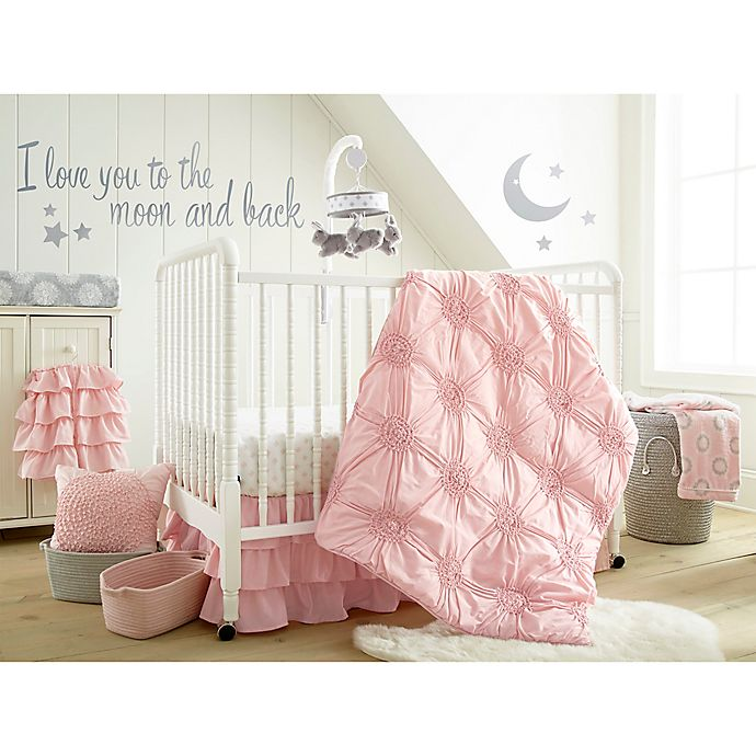 Alternate image 1 for Levtex Baby® Willow Crib Bedding Collection