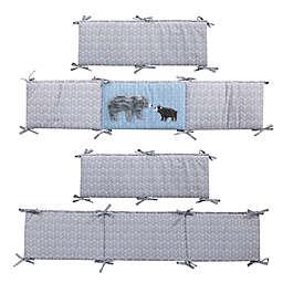Levtex Baby® Trail Mix 4-Piece Crib Bumper Set