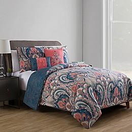 VCNY Home Casa Re Àl Reversible Comforter Set