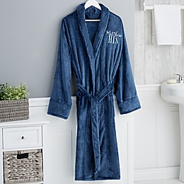 His or Hers Luxury Fleece Robe