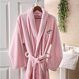 Hers Luxury Fleece Robe in Pink