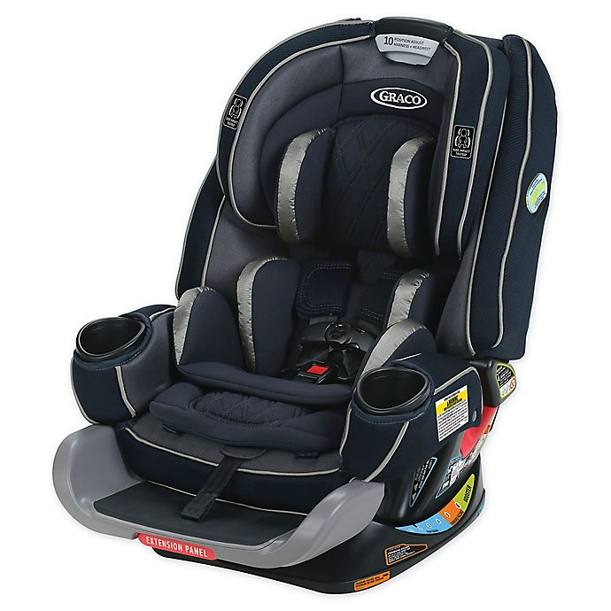 Alternate image 1 for Graco® 4Ever™ Extend2Fit™ Platinum All-in-One Convertible Car Seat in Ottlie