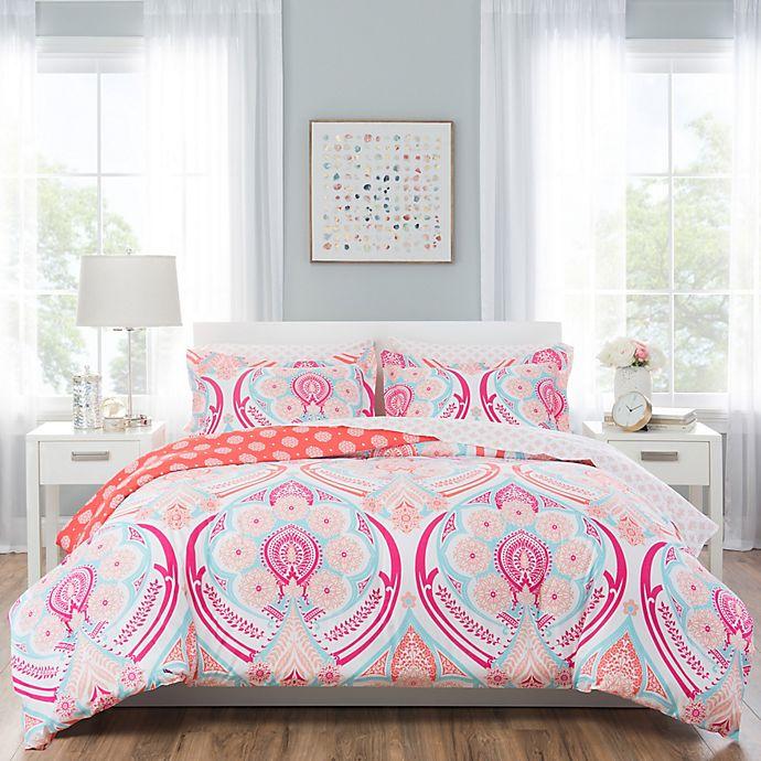 Nicole Miller Kids Medallion Comforter Set Bed Bath Beyond