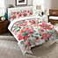 Part of the Laural Home® Bohemian Poppies Comforter
