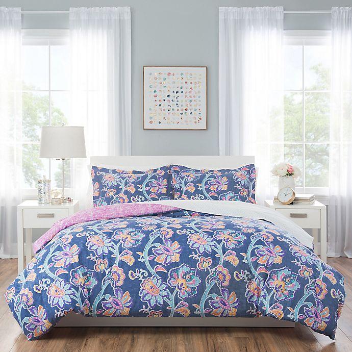 Nicole Miller Kids Floral Comforter Set Bed Bath Amp Beyond