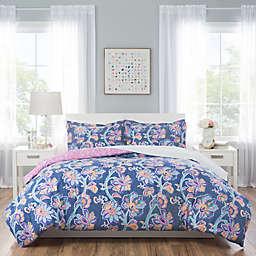 Nicole Miller Kids Floral Comforter Set