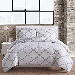 Haley Reversible Comforter Set