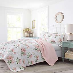 Laura Ashley® Honeysuckle Quilt Set