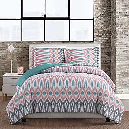 Nomad Geometric 3-Piece Comforter Set