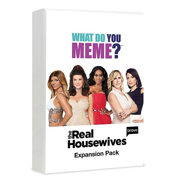 Alternate image 1 for What Do You Meme? Real Housewives Expansion Pack
