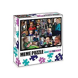 What Do You Meme? 500-Piece Gavin Puzzle