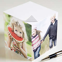 You Picture It 4 Photo Paper Note Cube