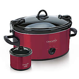 Crock-Pot® 6-Quart Cook & Carry Slow Cooker