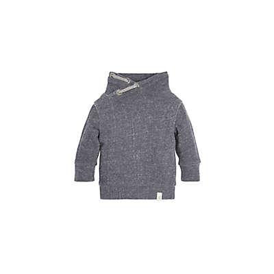 Burt's Bees Baby® Loose Pique Applique Sweatshirt in Navy