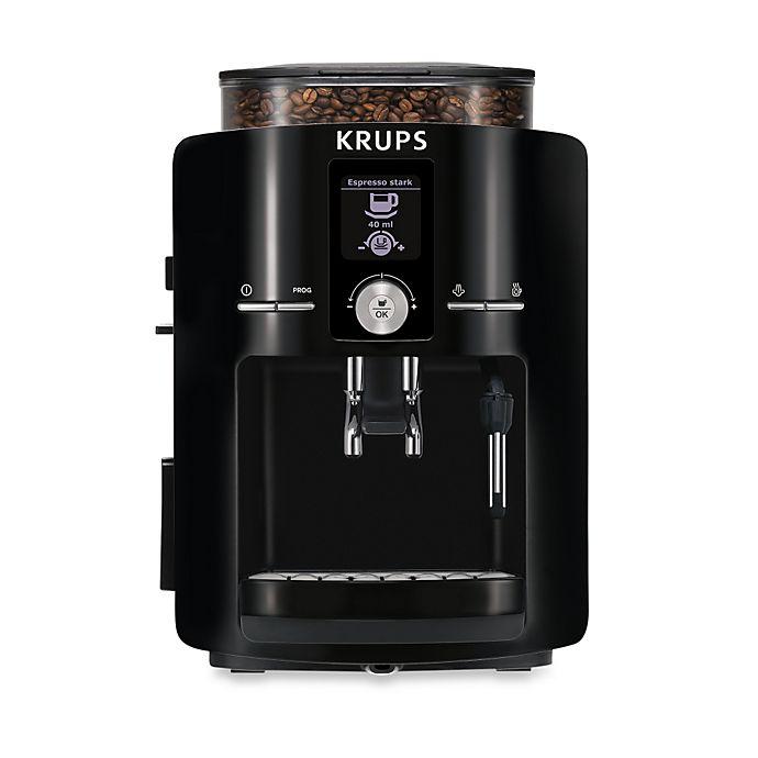 Alternate image 1 for Krups® Espressaria EA825000 Full-Auto Espresso Machine