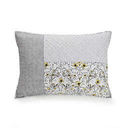 Jessica Simpson Silver Garden Pillow Sham