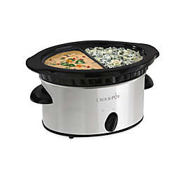 Crock-Pot® 4-Cup Double Dipper™ Food Warmer
