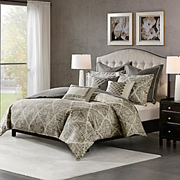 Madison Park Signature Plateau Comforter Set