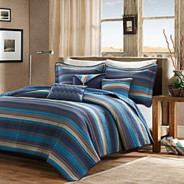 Madison Park Yosemite Quilted Coverlet Set