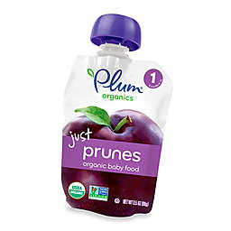 Plum Organics™ Just Fruit Prunes Baby Pouch