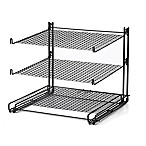 Betty Crocker 3-Tier Non-Stick Cooling Rack in Black