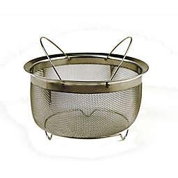 RSVP Endurance® 3 qt. Stainless Steel Mesh Basket