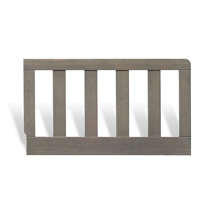 Alternate image 1 for Child Craft™ Toddler Guard Rail for Signey Convertible Crib in Dapper Gray