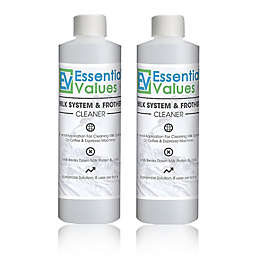 Essential Values 2-Pack 8 oz. Milk System and Frother Cleaner