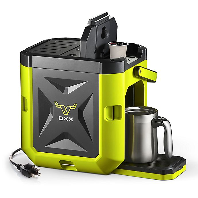 Alternate image 1 for OXX Coffeeboxx Coffee Maker in Green