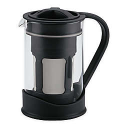 BonJour® 50.7 oz. Cold Coffee Maker in Black