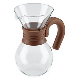 Bonjour® 20 oz. Pour Over Coffee Brewer and Pitcher