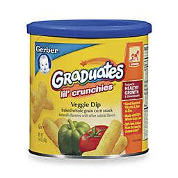 Gerber® Graduates® Lil' Crunchies - Crunchie Vegetable