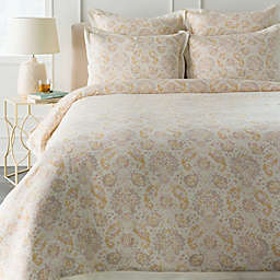Surya Mona Botanical Duvet Cover Set