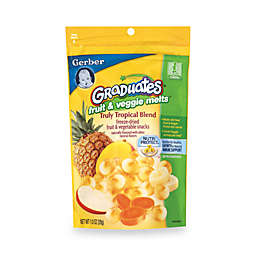 Gerber® Graduates® Fruit and Veggie Melts - Tropical