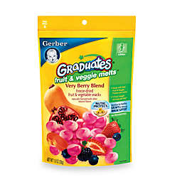 Gerber® Graduates® Fruit and Veggie Melts - Berry