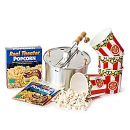 Whirley Pop™ Old Fashioned Popcorn Maker Starter Kit